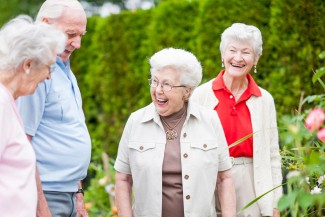 Residents are encouraged to form new relationships