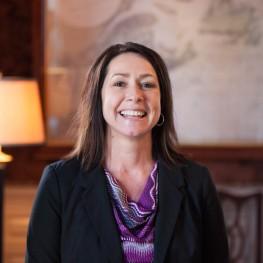 Terri Duston, AVP of Culture