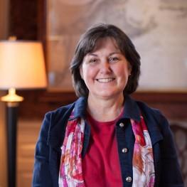 Nancy Keane, VP Financial Services & Technology