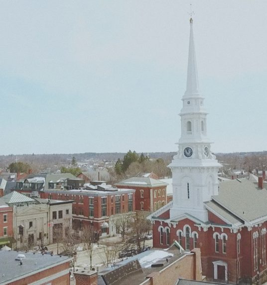 Portsmouth, the first dementia friendly community in New Hampshire